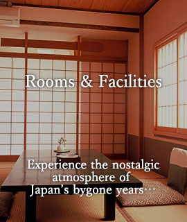 Rooms & Facilities